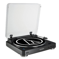 AT-LP60BT Fully Automatic Wireless Belt-Drive Stereo Turntable
