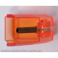 SOUNDRING D1142SR Round Stylus for JVC