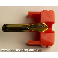 SOUNDRING D186SR Round Stylus for SHURE M91