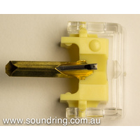 SOUNDRING D425E Elliptical Stylus for SHURE M55E