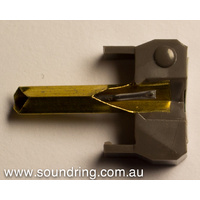 SOUNDRING D454SR Round Stylus for SHURE M75