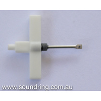 SOUNDRING D617SR Ceramic Round Stylus for National Panasonic Technics