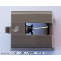 SOUNDRING D993SR Round Stylus for Audio Technica
