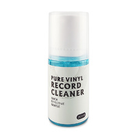 Anti-static Record Cleaning fluid (200mL) and cloth