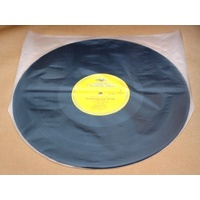 Anti-static round-bottom LP inner sleeves (25)