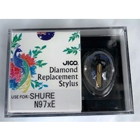 JICO stylus for Shure M97xE cartridge