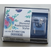 JICO elliptical Stylus for Stanton 681EEE phono cartridge